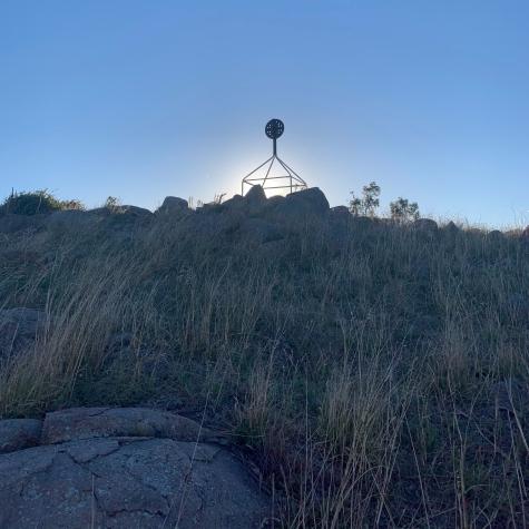 Sunrise at Mt Arawang, Australian Capital Territory